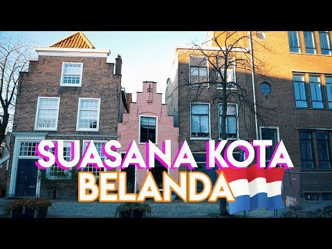 KEREN! KOTA ALTERNATIF AMSTERDAM! | ALTERNATIVE FOR AMSTERDAM! | REZZVLOG (ENGLISH SUB)