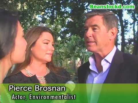 Beanstockd at 14th Global Green USA Millennium Awards: Part 2