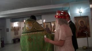 28.10.2016 венчание в Новотроицке. клип