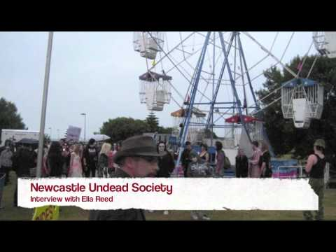 Newcastle Undead Society