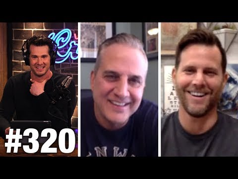 #320 THE TRUTH ABOUT KANYE GOING MAGA! Nick DiPaolo and Dave Rubin Guest | Louder With Crowder