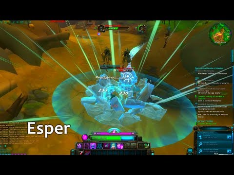 Wildstar All Classes Gameplay