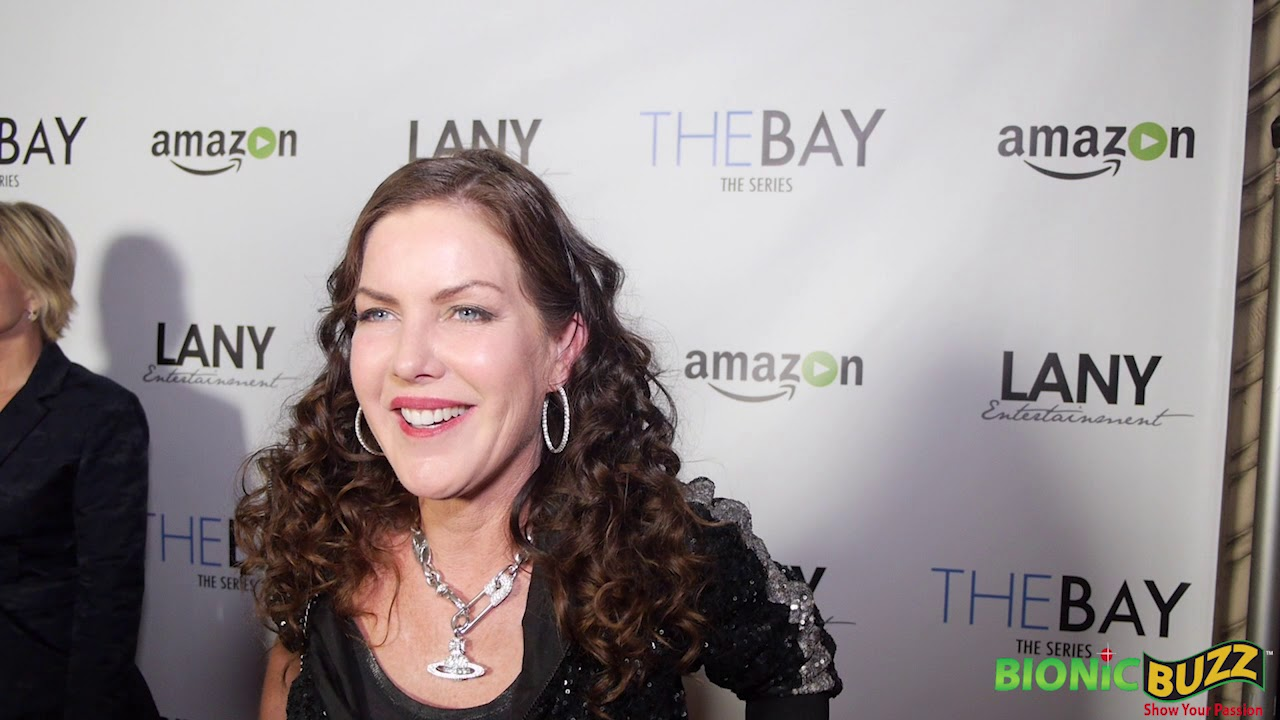 Amazons The Bay Season  After Party Interview W Kira Reed Lorsch