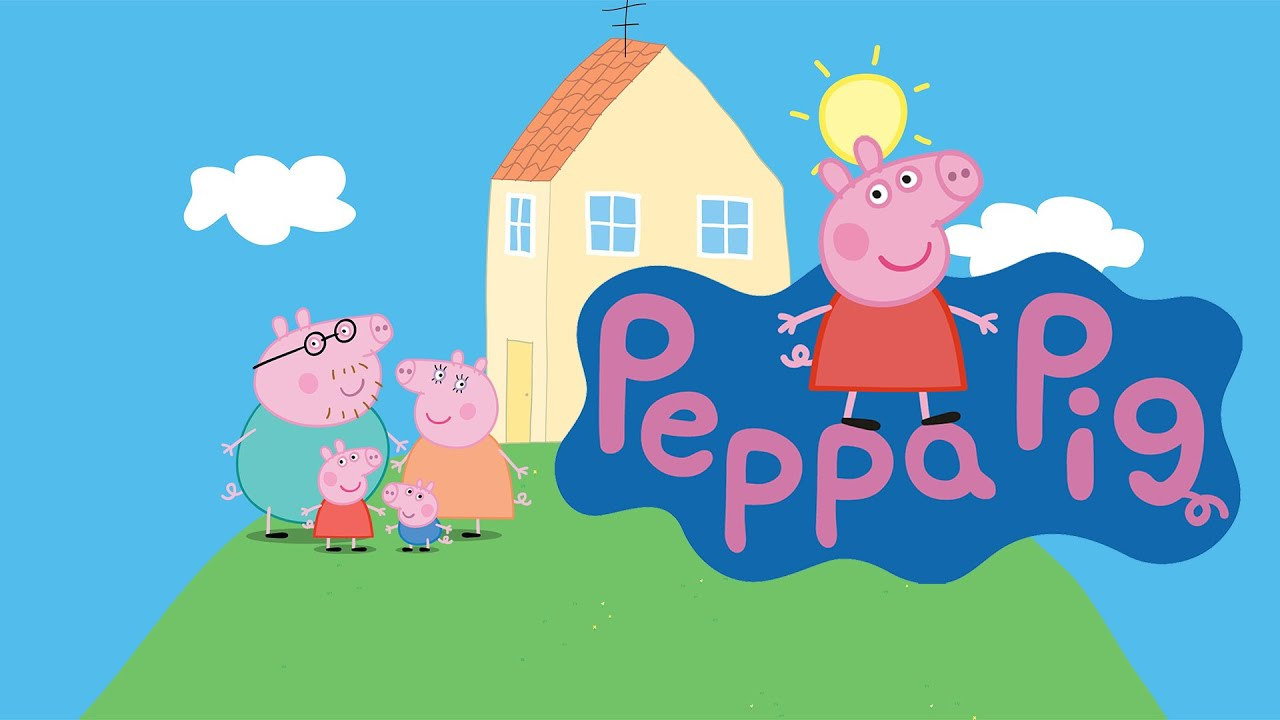 Peppa Pigu0027s House!!!   YouTube