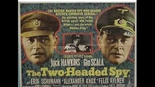 The two headed spy-1958-Jack Hawkins-Gia Scala-Eric Schuman-Felix Aylmer