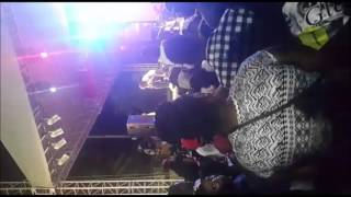 Popcaan live in Grenada 2016 (Popcaan Dissing Alkaline and bigging up vybz kartel and Idonia)