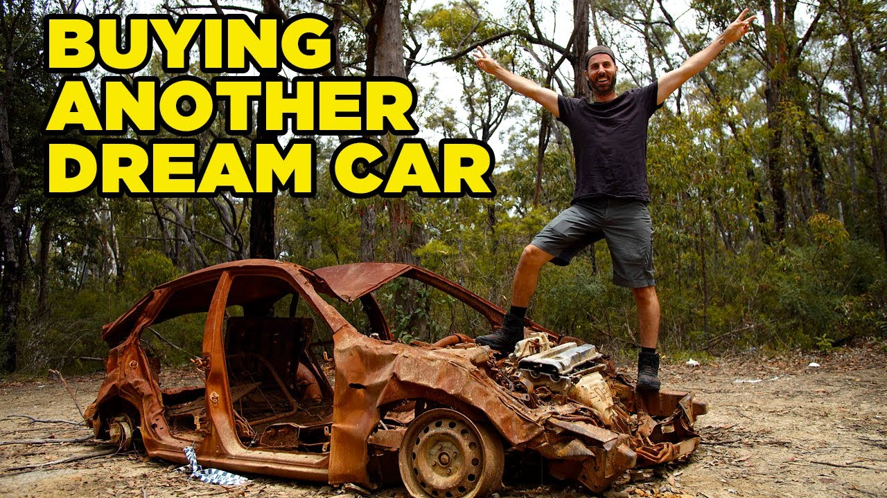 Buying another DREAM CAR (not a SUPERCAR)