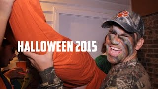 Clemson Halloween Party 2015 (Shot by @TerenceEnn)