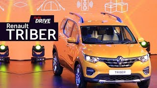 Renault Triber India First Look Review    Auto Drive   Mathrubhumi