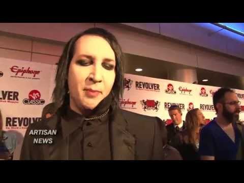 Marilyn manson on celebrity ghost stories biography