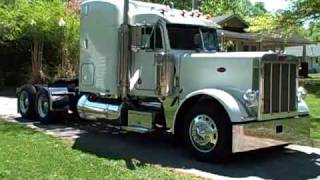 "2004 Peterbilt 379 EXHD 63"" C15 Cat Single Turbo ***704-507-2453***"