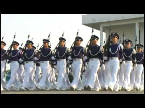 ROC空軍士官学校入学のビデオ(...