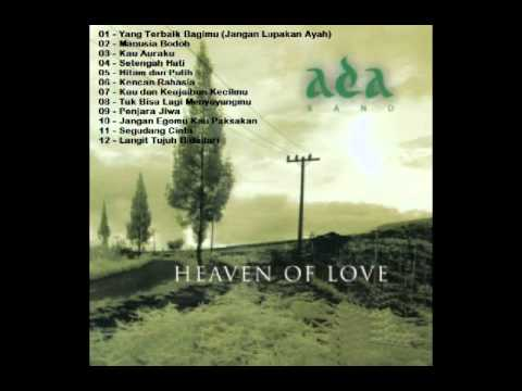 Album Ada Band Heaven of Love 2004