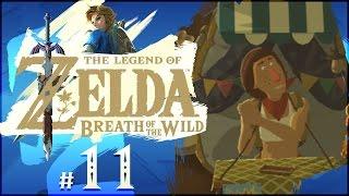The Legend of Zelda: Breath of the Wild - Part 11   Wahgo Katta Shrine + Beedle's Back!