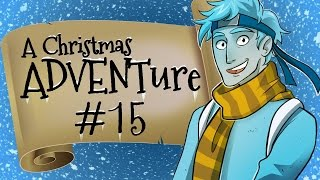 Minecraft Christmas ADVENTure 3 - Revenge (Day 15)