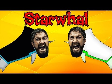 Сражения Акул - Starwhal: Just the Tip