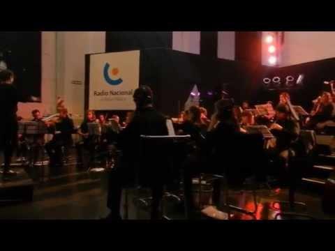 Orquesta Sinfónica juvenil de Radio Nacional
