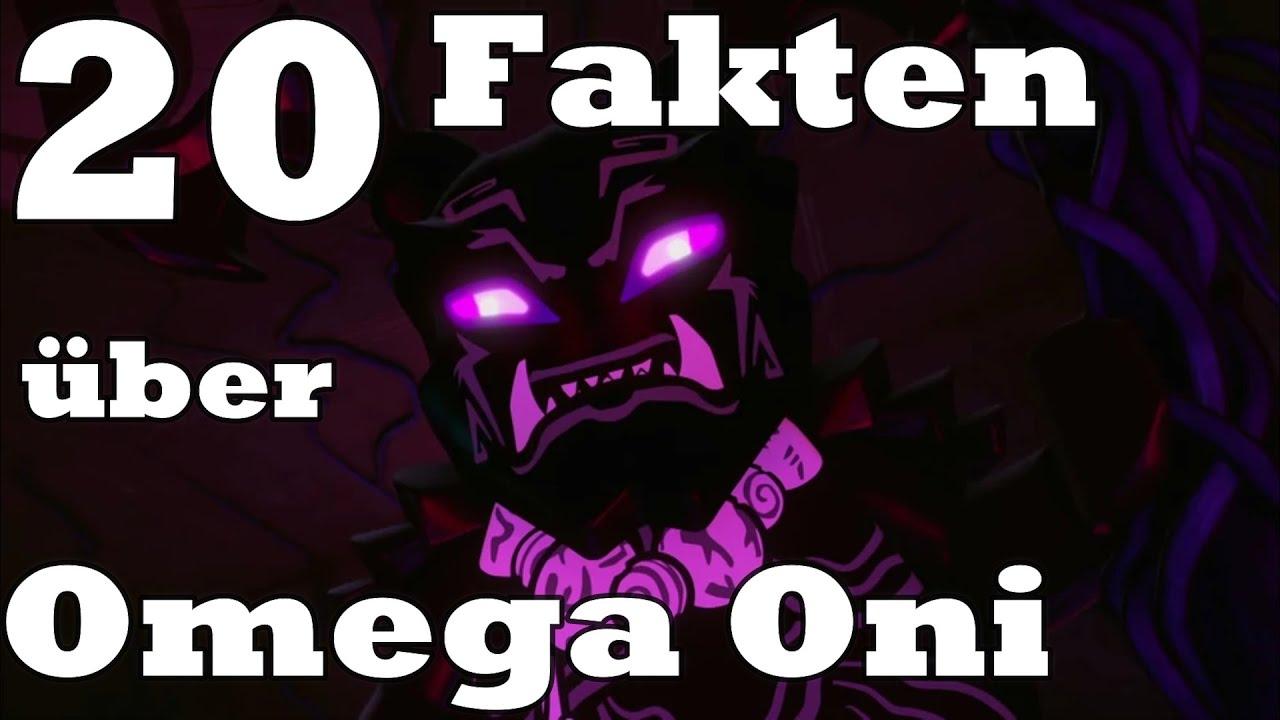 Download 20 FAKTEN über OMEGA ONI   Lego Ninjago Deutsch