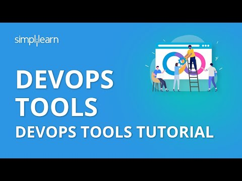 DevOps Tools | DevOps Tutorial | DevOps Tools Basics For Beginners | DevOps Tools 2021 | Simplilearn