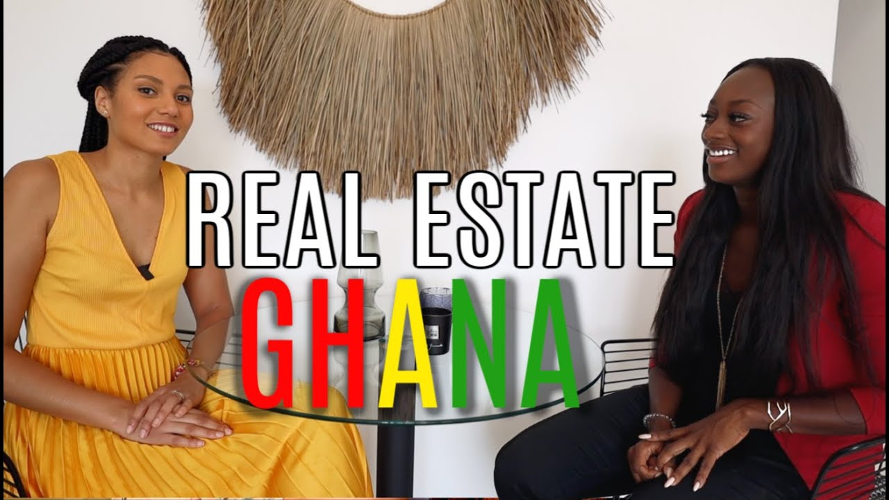 REAL ESTATE INVESTMENT IN GHANA | & good areas for renting & buying in Accra.