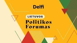 Lietuvos politikos forumas. Kokių staigmenų laukti iš dvikovų vienmandatėse?