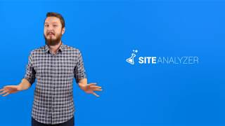 Welcome to Site Analyzer the all-in-one SEO tool