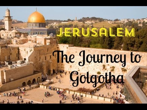 Jerusalem, Israel Diary l The Journey to Golgotha l @diarywings