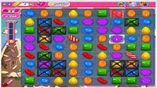 Candy Crush Saga - How To Pass Level 47