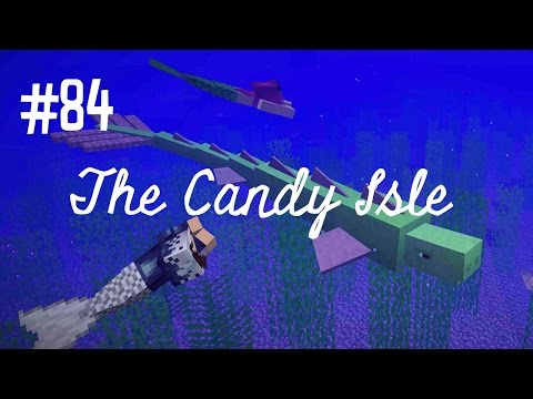 THE SPOOKY SERPENT!!!  -  THE CANDY ISLE (EP.84)