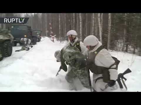Rusia Prueba Nuevo Armamento Durante Unos Simulacros Con Misiles A Gran Escala