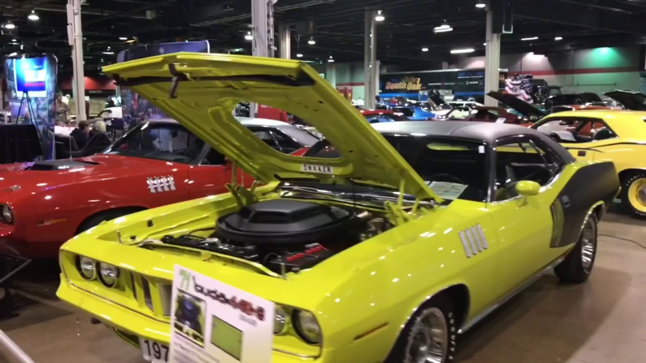 Muscle Car And Corvette Nationals 2017 Youtube
