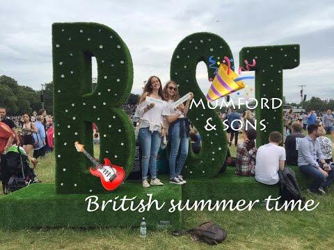 best day @BSTHydePark // london travel vlog