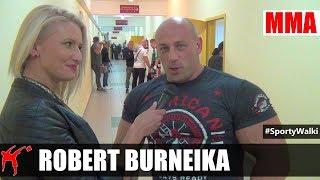 Robert Burneika: Na razie nie planuję walk, wystąpię w Mr Olympia 2017 Video