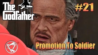 The Godfather Game | Promotion To Soldier | 21th Mission
