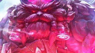 Пламя горы | Озвучение League of Legends – Михаил Белякович