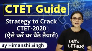 How to crack CTET exam in first attempt ? | CTET-2020 Date, Syllabus, Books, Strategy