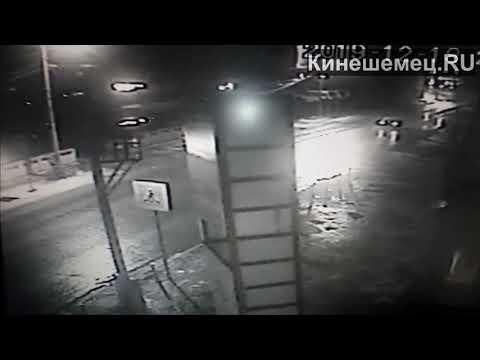 Смертельное ДТП в Кинешме попало на видео