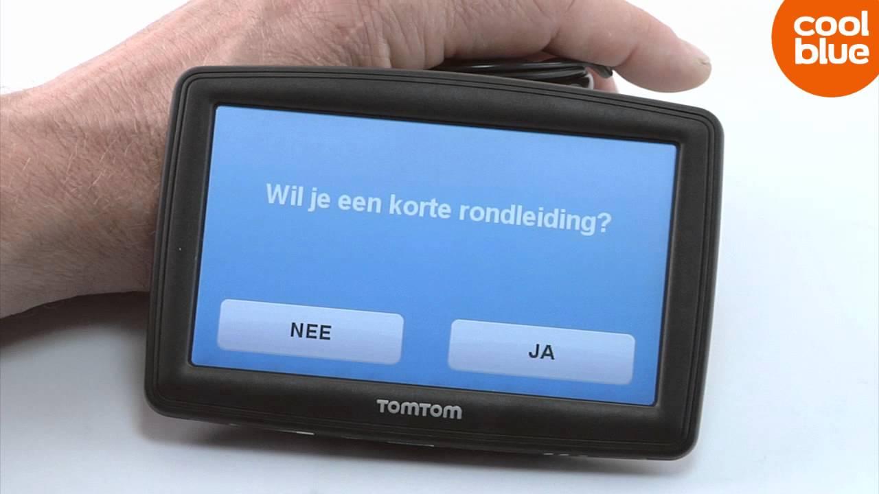 tomtom xxl classic review en unboxing nl be youtube rh youtube com TomTom XXL 550 Updates TomTom XXL 550 TM