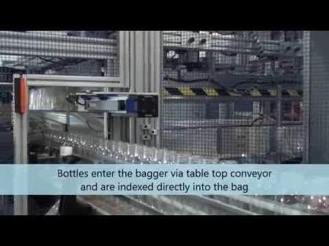 AIS Container Handling / Film bagger