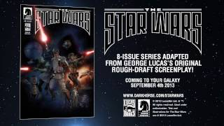 Graphic novel trailer--The Star Wars