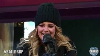 Lauren Alaina What Ifs Live Times Square NYC New Year's Eve 2018