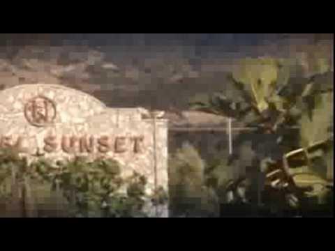 SUNSET HOTEL - PETRA - LESVOS ISLAND - GREECE