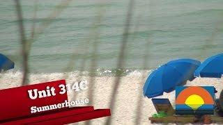 Unit 314-C Summerhouse Panama City Beach Vacation Cond