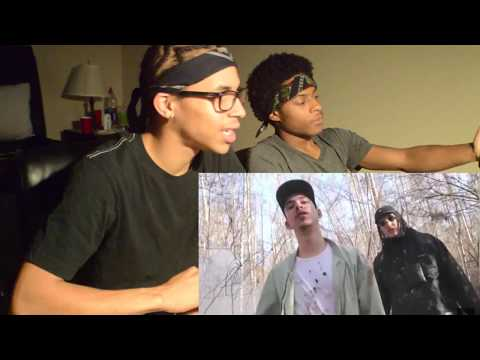 Yung Hurn & RIN - Bianco (Official Video) (prod. Lex Lugner) REACTION w/FREESTYLE