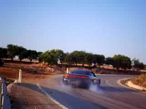 Drift Spec Gto 3000gt Rwd Youtube