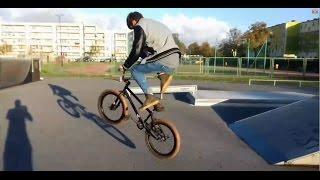 Michał Łaczkowski-BMX edit 2016