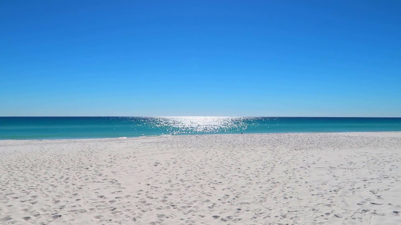 White Sand Beach In Pensacola Fl