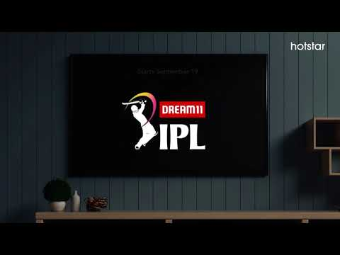 Exclusive Bollywood Premieres & Dream 11 IPL 2020   Exclusively on Hotstar
