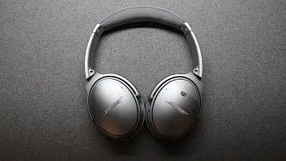 استعراض لسماعة الرأس Bose QuietComfort 35:عزل صوتي خارق!
