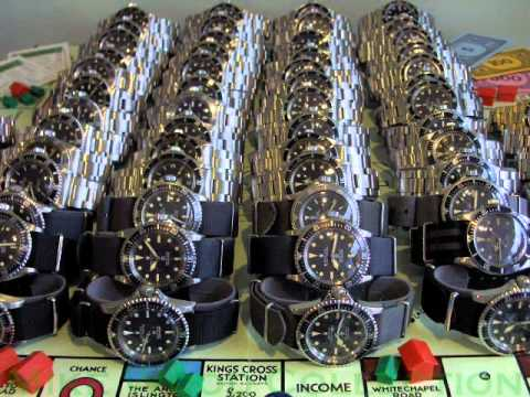 Watch Collecting The Super Rolex Collection Over 60 Rolex